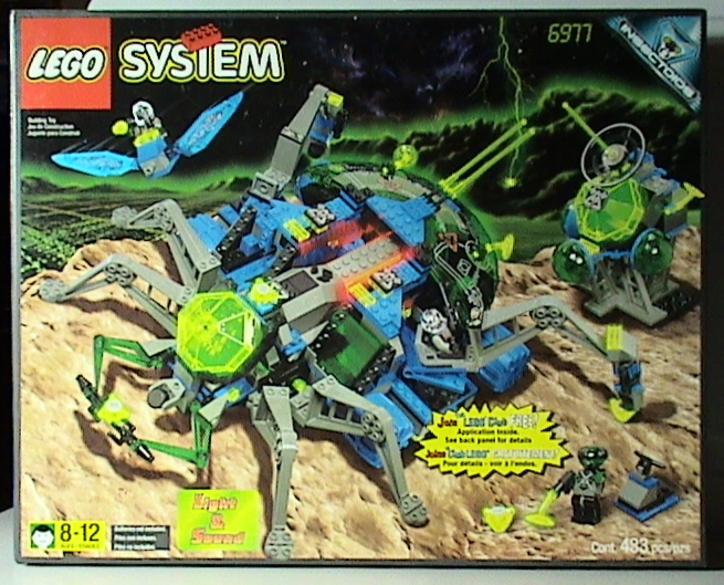 6977 Arachnoid Star Base