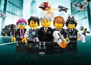 LEGO-Ultra-Agents