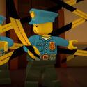 Officier Noonan-Série