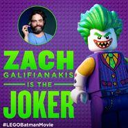 Vignette Batman Movie Zach Galifianakis