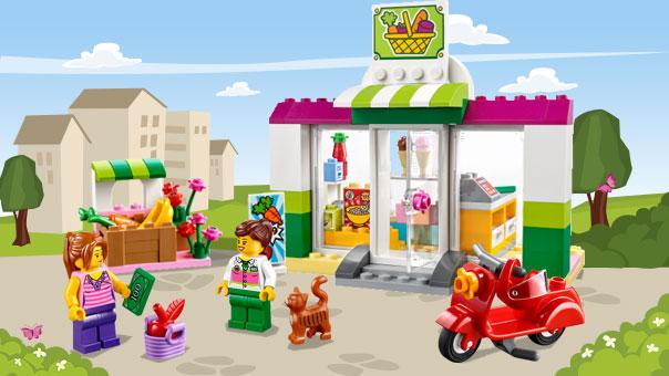 10684 La valise Supermarché
