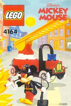 4164 Mickey's Fire Engine