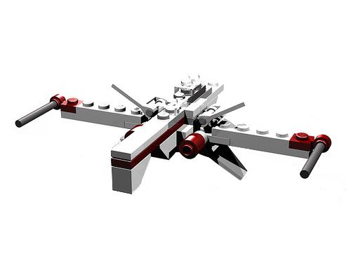 6967 ARC-170 Starfighter