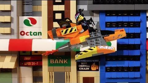Lucy Saves Bricksburg - THE LEGO MOVIE 2 - The LEGO Movie ReTelling