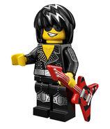 Rock Star Series 12 LEGO Minifigures