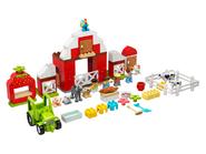 10952 La grange, le tracteur et les animaux de la ferme