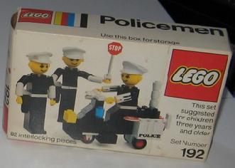 192 Policemen