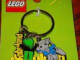 4503055 Fabuland Metal Key Chain