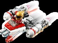 75263 Microfighter Y-wing de la Résistance 2