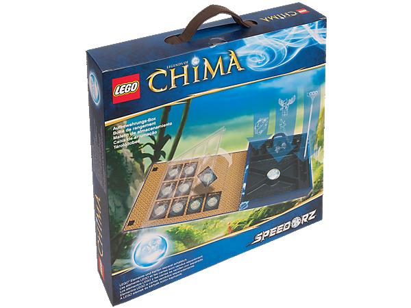 850775 Sac de rangement Speedorz Legends of Chima
