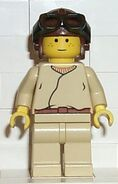 Anakin Skywalker (Brown Aviator Cap) sw007