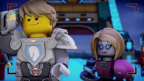 LEGO® NEXO KNIGHTS™ - La Fortuna Di Essere Lance - Episodio 4 - Italiano - 2016