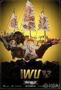 The LEGO Ninjago Movie Poster Wu Ign
