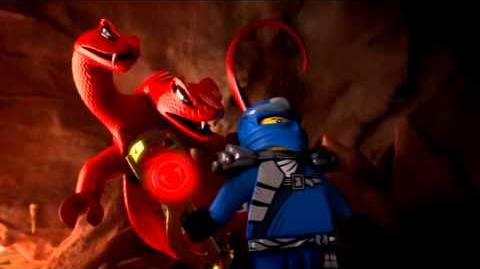 2012 LEGO Ninjago - Characters Fangpyre