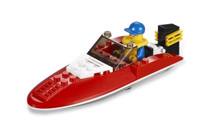 Speedboot 4641