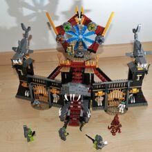 Lego Atlantis Portal Emperor 8078 Minifigure