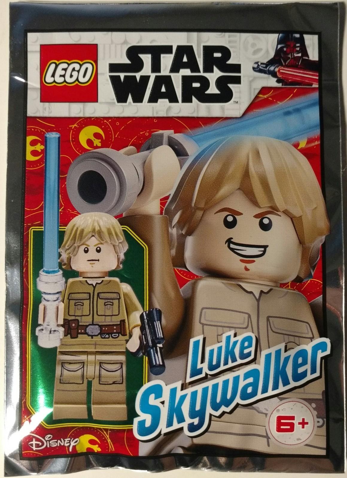 912065 Luke Skywalker