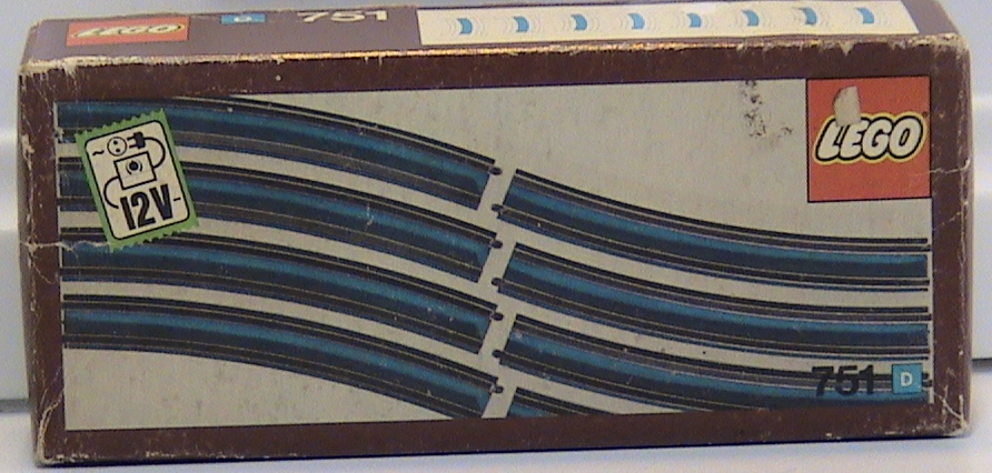 751 Curved Conductor Rails