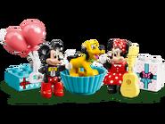 10941 Le train d'anniversaire de Mickey et Minnie 5
