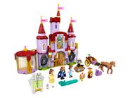 43196 Le château de la Belle et la Bête