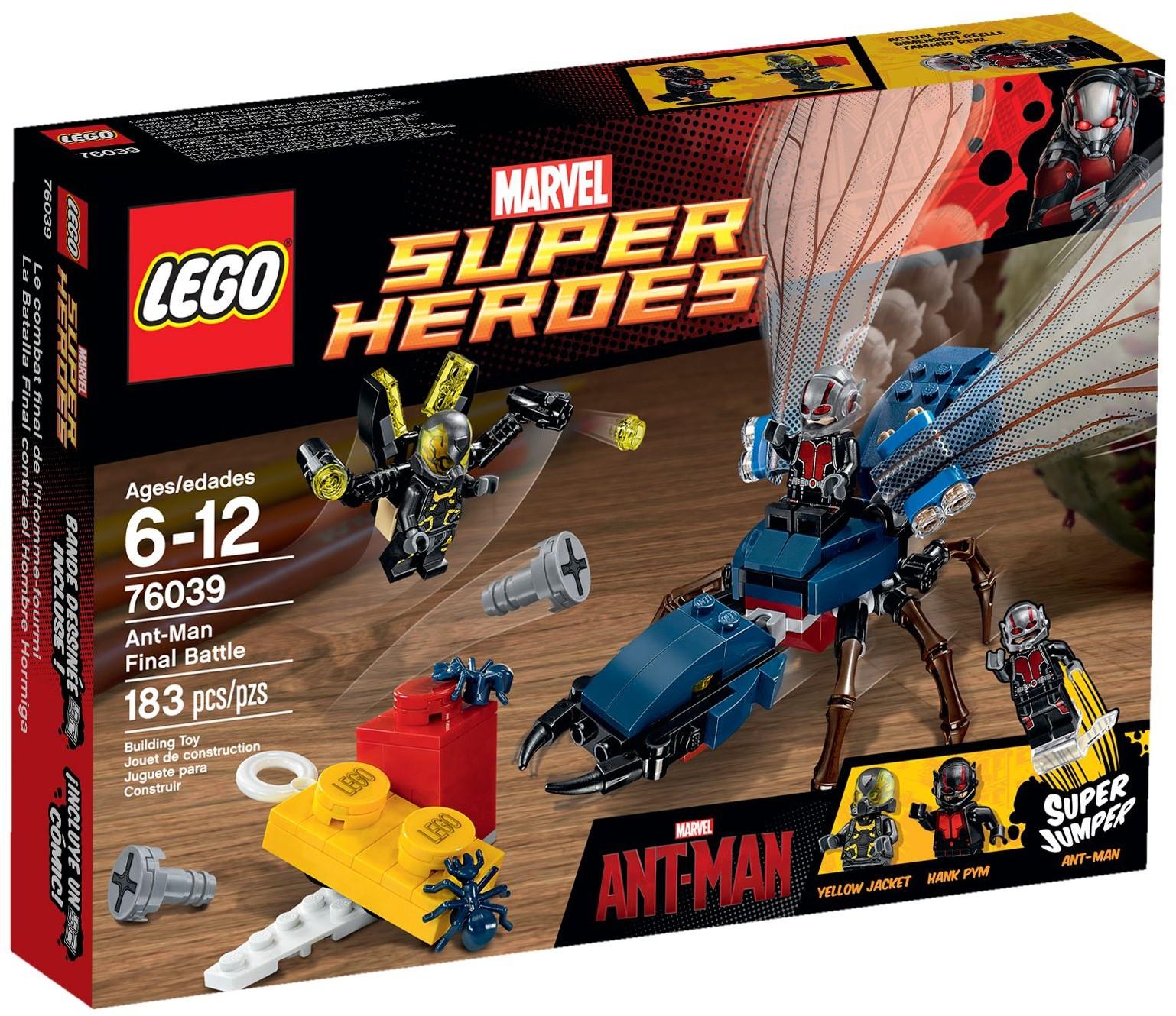 76039 Ant-Man Final Battle