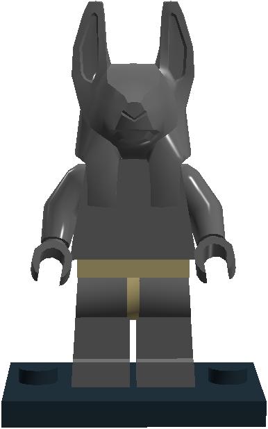 011 Anubis Guard
