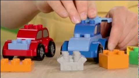 LEGO Duplo Designer Video - Creative Cars