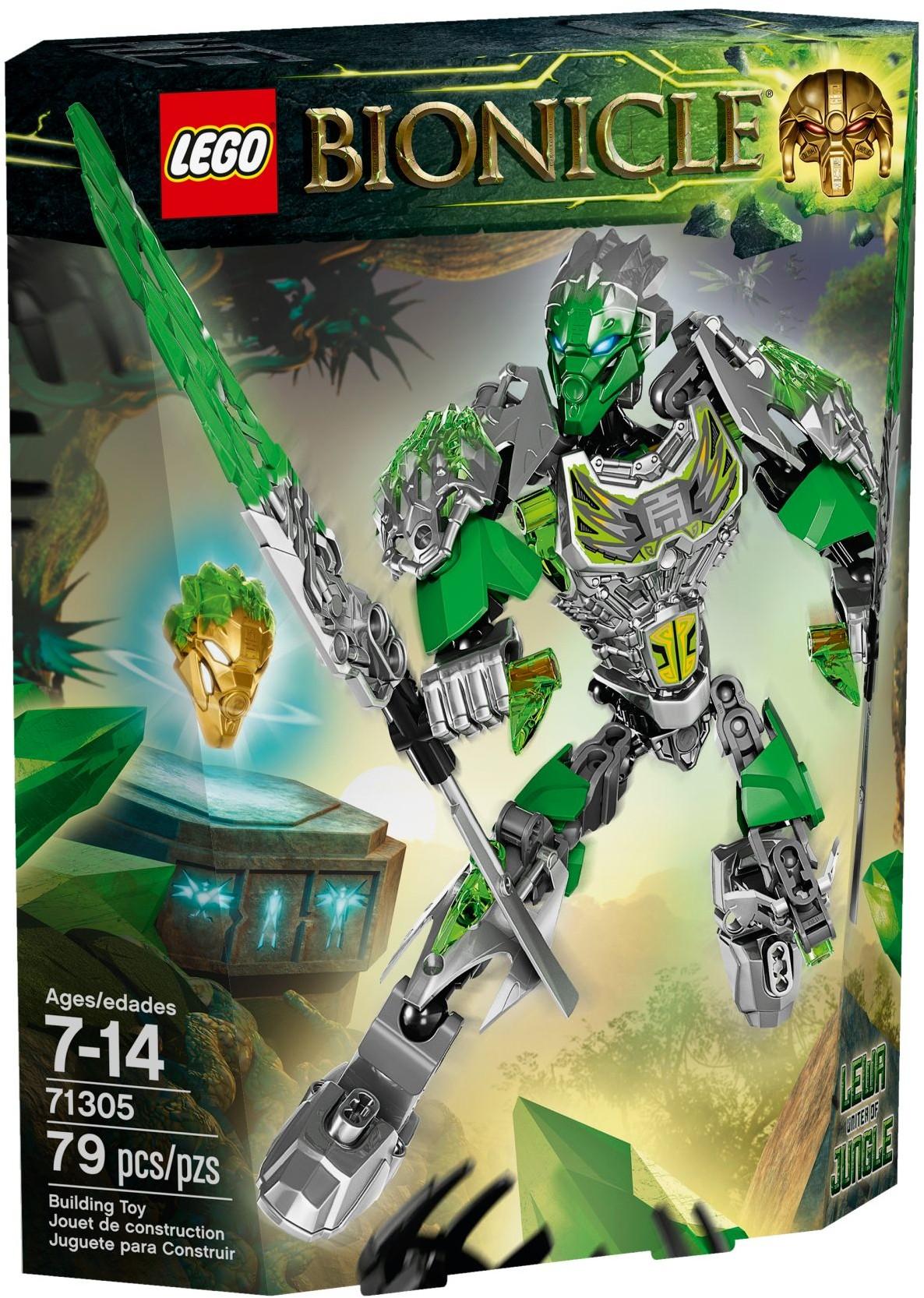 71305 Lewa – Uniter of Jungle