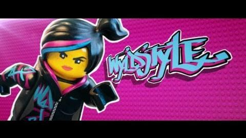 The LEGO Movie - Meet Wyldstyle
