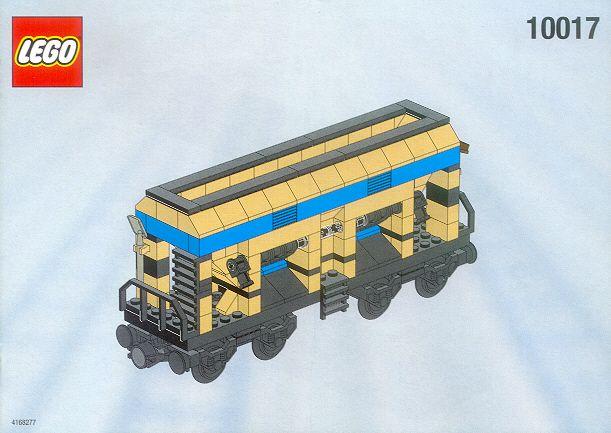 10017 Hopper Wagon