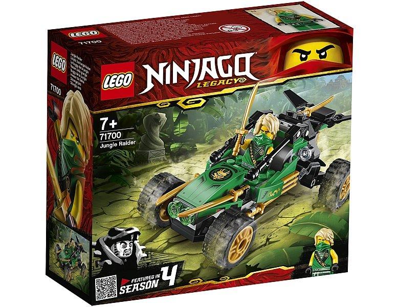 71700 Jungle Raider