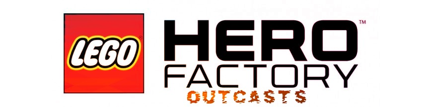 Hero Factory: Outcasts