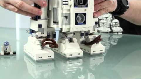 LEGO Star Wars - R2-D2 10225