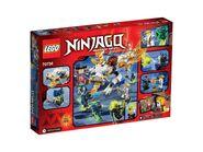 Lego Ninjago Master Wu Dragon 2