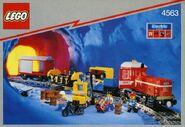 Load and Haul Railway