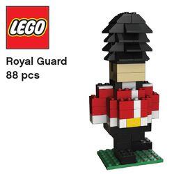 Royal Guard (Pickable Models)