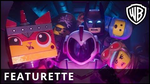The LEGO Movie 2 - Cast - Official Warner Bros