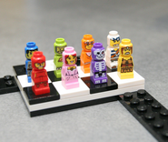 Toy Fair 3861 Microfigures