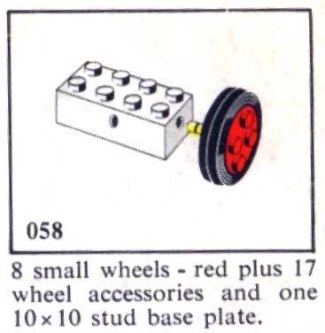 058 8 Small Wheels