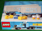 1552 Maersk Line Container Truck