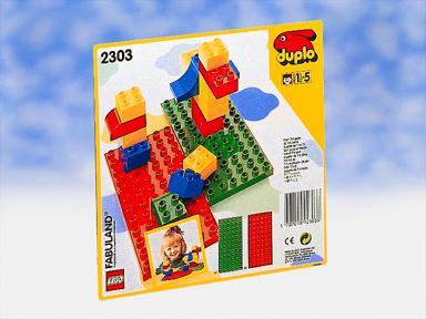 2303 Building Plates