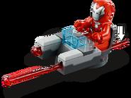 76164 Iron Man Hulkbuster contre un agent de l'A.I.M. 6