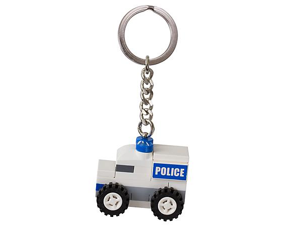 850953 Porte-bonheur Voiture de police
