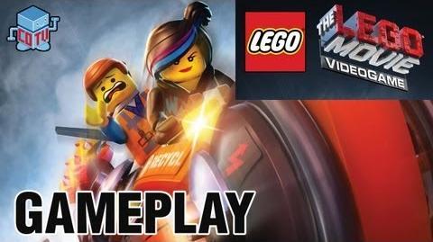 COTV - LEGO Movie Videogame Gameplay Comic-Con CCM13-0