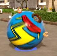 Kamala as ball