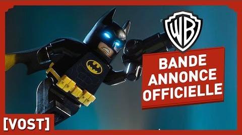 LEGO BATMAN, LE FILM - Bande Annonce Officielle 3 (VOST)