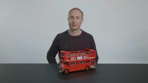 London Bus - LEGO Creator Expert - 10258 - Designer Video