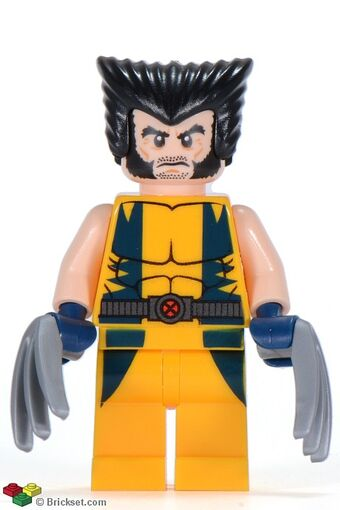 Gorgon  minifigure movie Wolverine Marvel Comic cartoon toy figure