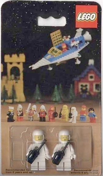 0013 Space Mini-Figures