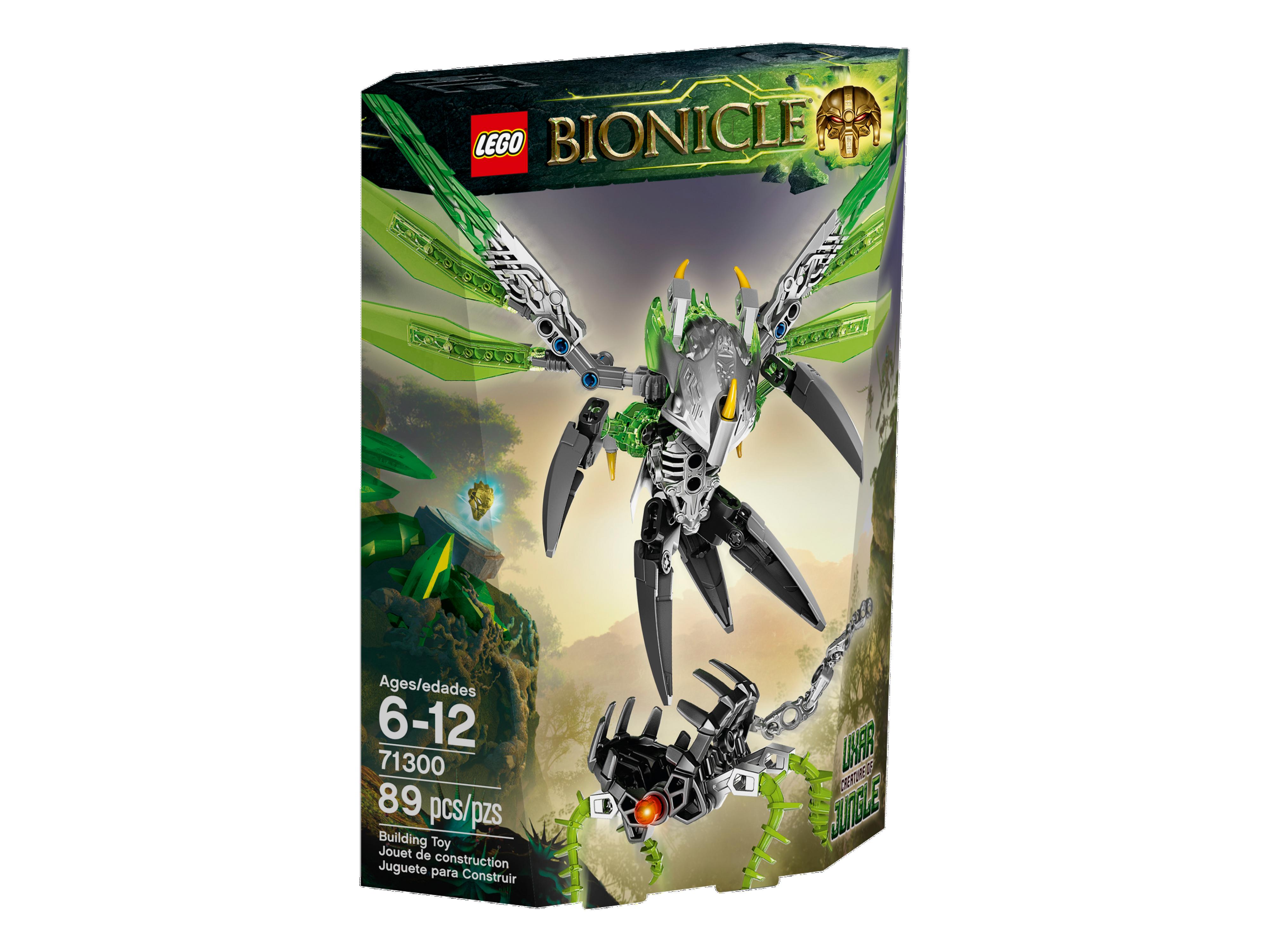 71300 Uxar – Creature of Jungle
